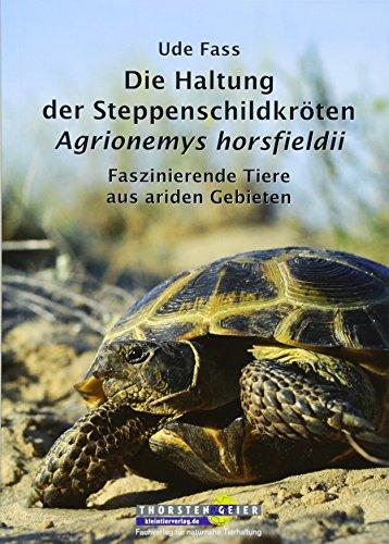 Die Haltung der Steppenschildkröten Agrionemys horsfieldii: Faszinierende Tiere aus ariden Gebieten